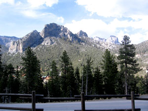 Mount Charleston ISP