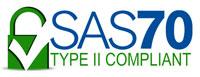 sas70 compliant